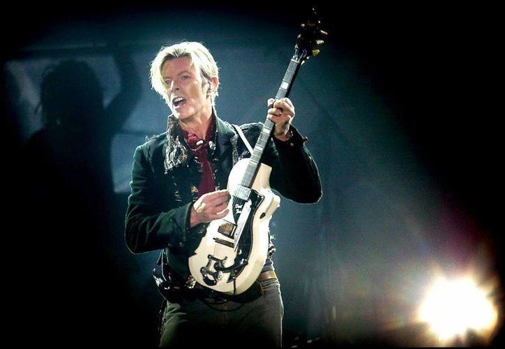 El vídeo fue creado por Bowie y dirigido por la italiana Floria Sigismondi. (EFE)
