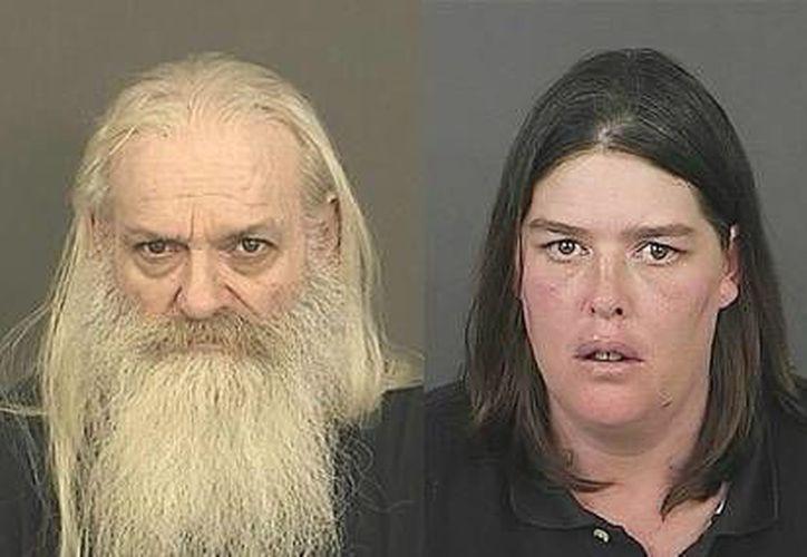Los padres de los desafortunados niños, Wayne Sperling y  Lorinda Bailey. (denverpost.com)