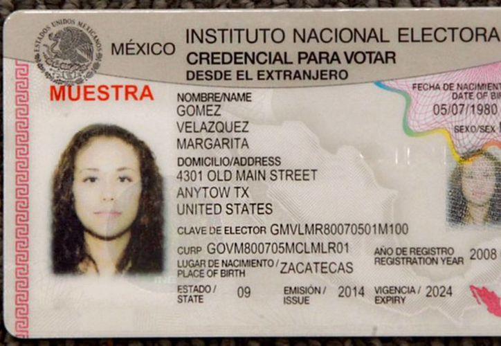 Cualquier mexicano podrá votar desde EU a partir de 2016, gracias a que desde la Unión Americana será posible tramitar la credencial de elector. (Archivo/Notimex)