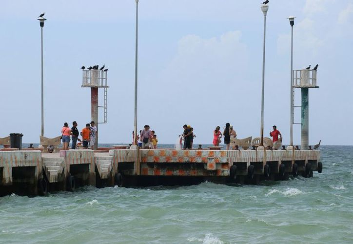 Se pide extremar precauciones a habitantes y visitantes de la costa. (José Acosta/Milenio Novedades)