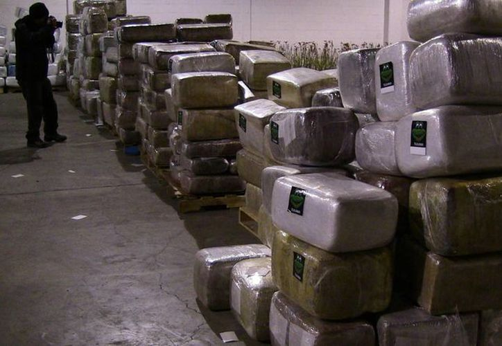 La organización ilegal enviaba cocaína desde Colombia hacia Venezuela en avionetas y luego era llevada por tierra hasta Estados Unidos. (Archivo Notimex)