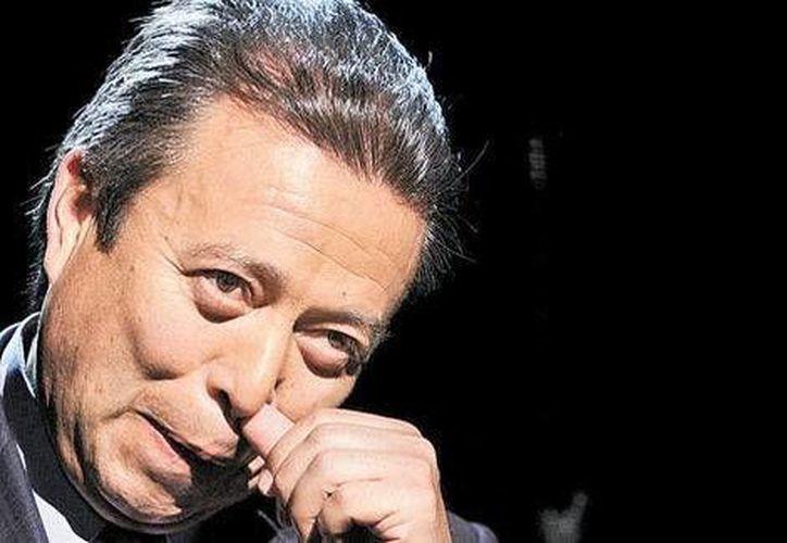 César Camacho Quiroz cumplió 55 años este sábado. (Milenio)