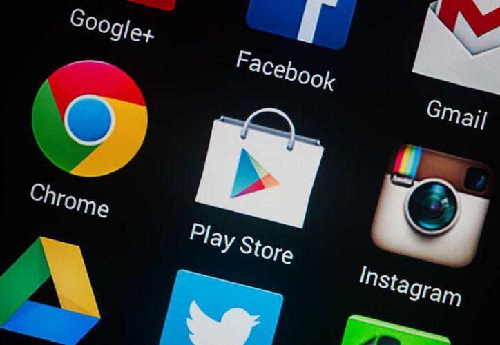 La Play Store es la tienda virtual para el sistema Android. (Grupo AYCON).