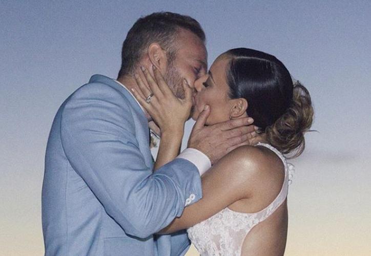 Se había hablado que Luis Ernesto encontró unos mensajes que Adrián Uribe, ex de Marimar, le había enviado a ella ya casada. (Foto; Instagram Marimar Vega).