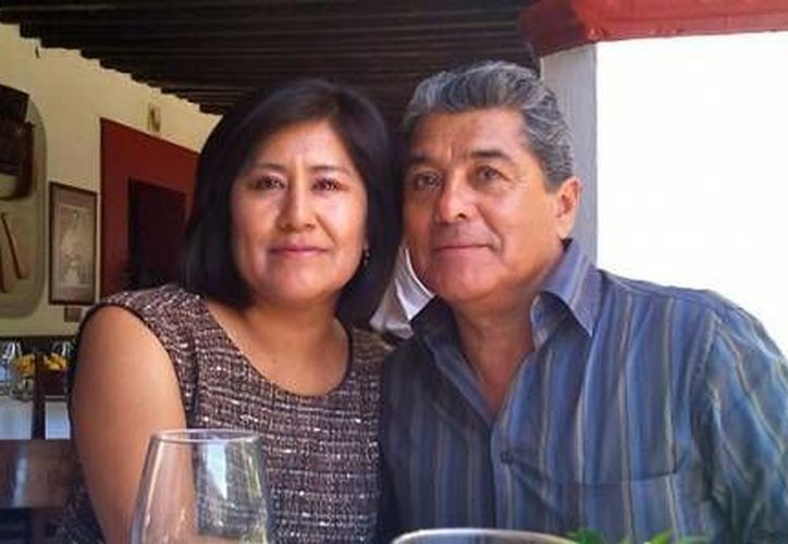 Rosalía Palma resultó herida, pero no corre peligro. (periodicodigital.com.mx)