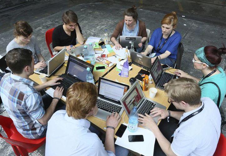 Dinamarca es el país que registra mayor acceso a las tecnologías de la infomación. (EFE)