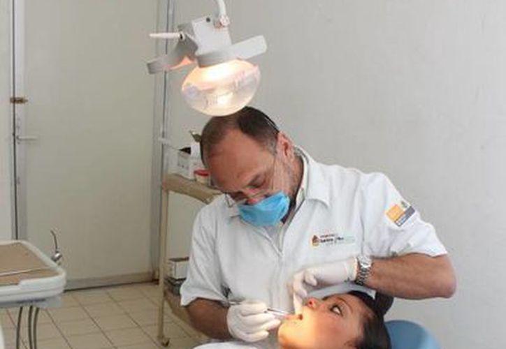 La jornada de salud bucal se llevará a cabo del 10 al 14 de noviembre. (Redacción/SIPSE)