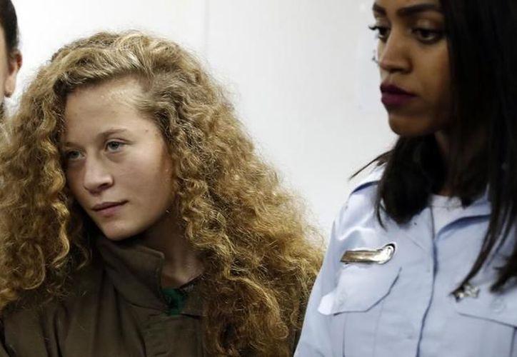 """La joven logró este miércoles un acuerdo de """"declaración de culpabilidad"""". (Foto: El Mundo)"""