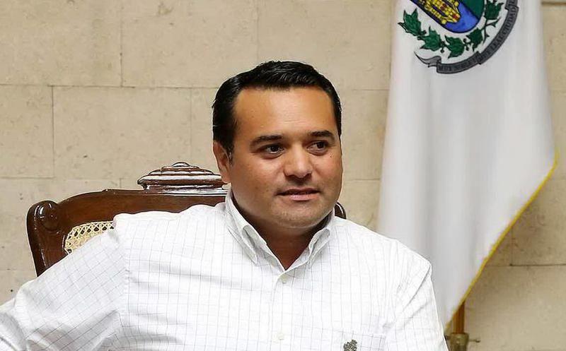 Actualmente Renán Barrera Concha es coordinador de alcaldes del Comite Ejecutivo Nacional del Partido Acción Nacional (PAN). (SIPSE)