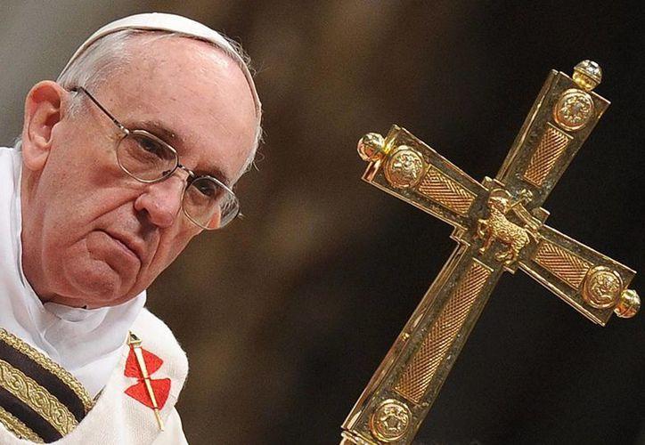 Bergoglio es el primer Papa jesuita y latinoamericano de la historia. (Archivo/EFE)
