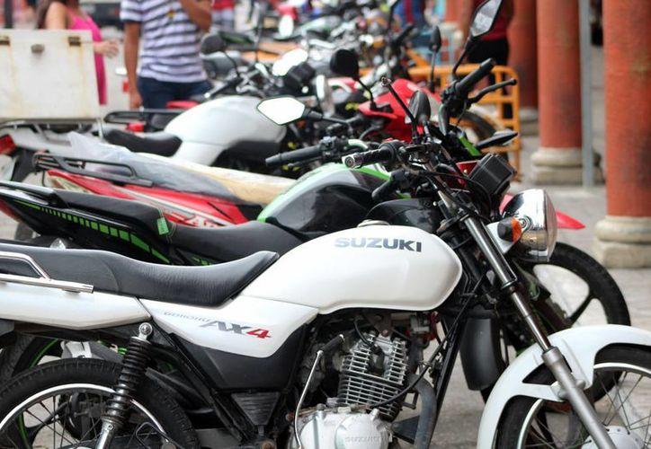 Los robos de motocicletas en Progreso quedan sin castigo porque casi nadie denuncia. (Milenio Novedades)