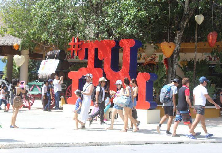 El municipio se ha consolidado gracias a la actividad turística. (Sara Cauich/SIPSE)