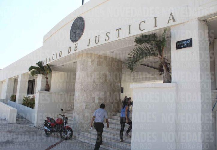 El desembolso de los recursos sería por parte del Poder Judicial. (Claudia Olavarría/SIPSE)