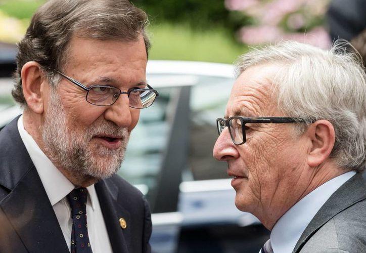 Mariano Rajoy quiere que se forme con la mayor celeridad posible un nuevo gobierno en España. (AP)