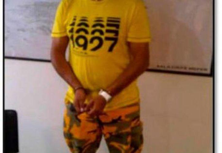 Héctor Alonso Castro Franco  fue capturado el lunes en el departamento de Risaralda. (radiosantafe.com)