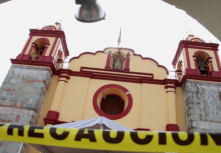 Los familiares del sacerdote reportaron ante las autoridades federales en la Ciudad de México que Fabila Reyes estaba desaparecido. (Foto: Contexto/Independiente Oaxaca).
