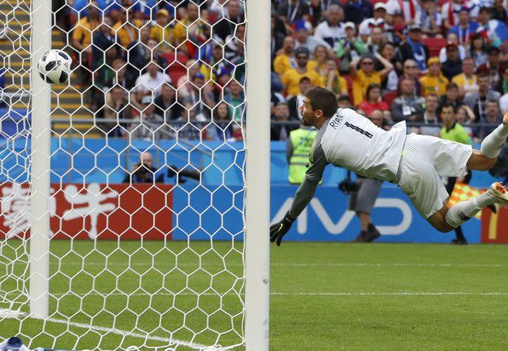 Francia abrió bien el Mundial de Rusia , ganó 2-1 a Australia y viene de ser finalista de la Euro 2016 (Foto: AP)