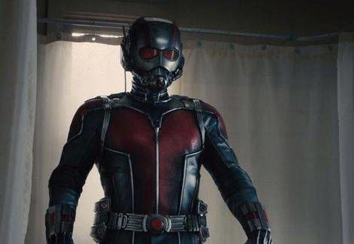 Estrenan un segundo avance de Ant-man, que llegará a los cines en julio. (YouTube)