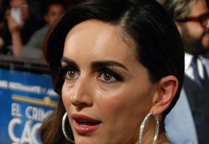 La actriz indicó que se encuentra trabajando en el guión de una nueva serie. (Notimex)