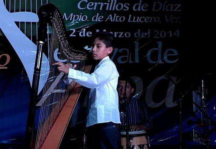 Eduardo Viveros tiene 11 años. (Alejandra Flores/SIPSE)