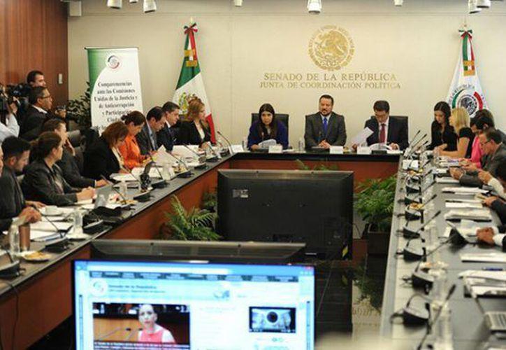 La comisión no abundó sobre quién copió a quién, pero Braulio Robles declinó continuar con el proceso de selección. (El Sol de Tulancingo)