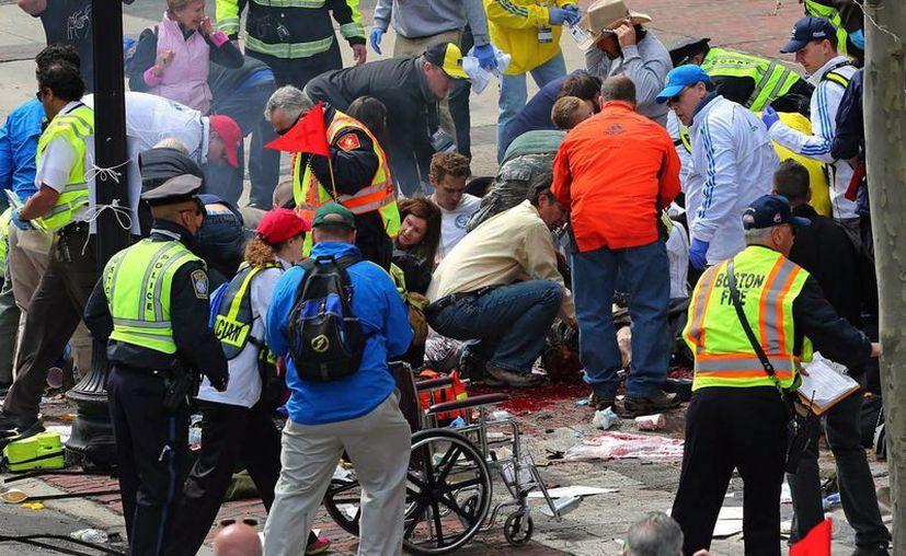 Dos artefactos explosivos fueron encontrados en la zona que causó la muerte de tres personas. (Agencias)
