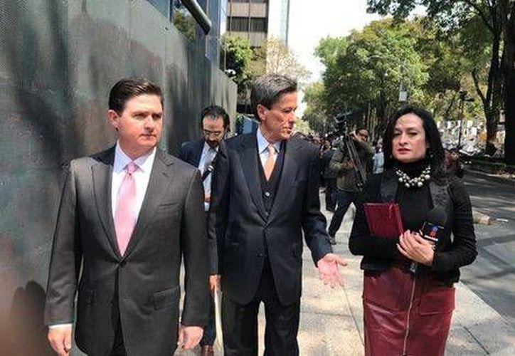 Rodrigo Medina asegura que ha estado dando la cara y acudiendo a todas las citas ante la justicia. (Milenio)