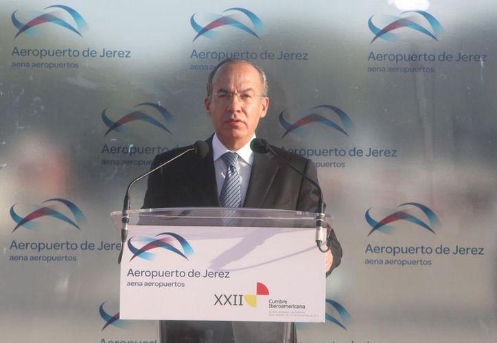El presidente de México departirá con mandatarios iberoamericanos durante la Cumbre Iberoamericana. (presidencia.gob.mx)