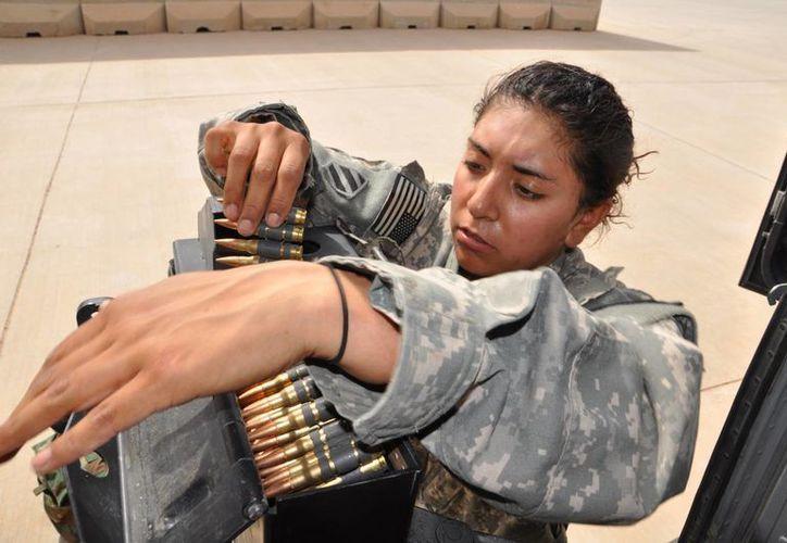 El Presidente dijo que quien cometa abusos contra mujeres en el Ejército deberá ser enjuiciado. (defense.gov)