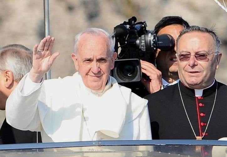 Papa: el propósito de la nueva comisión es simplificar y racionalizar la administración de la Santa Sede. (EFE)
