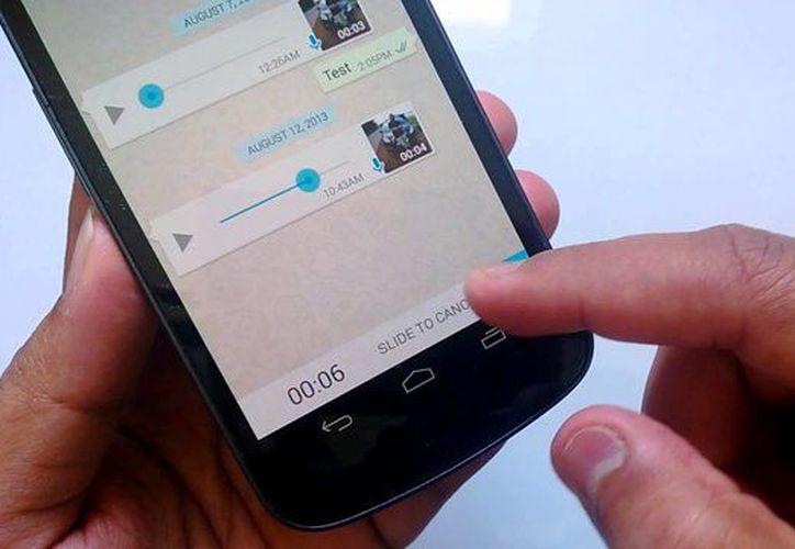 La nueva versión de WhatsApp ya está disponible para descarga e incluye corrección de errores y mejoras. (Contexto/Internet)