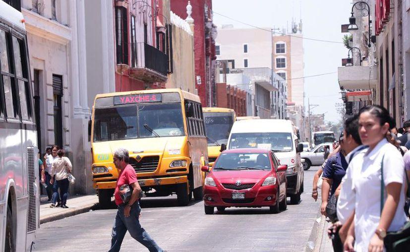 Las temperaturas se mantendrán en rangos de calurosas a muy calurosas durante del día. (Novedades Yucatán)