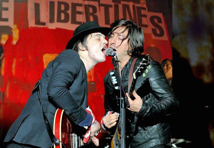 The Libertines (foto) es una de las bandas que se presentará en el festival Corona Capital que se realizará en el Autódromo Hermanos Rodríguez el 21 y 22 de noviembre. (mexicoindie.net)