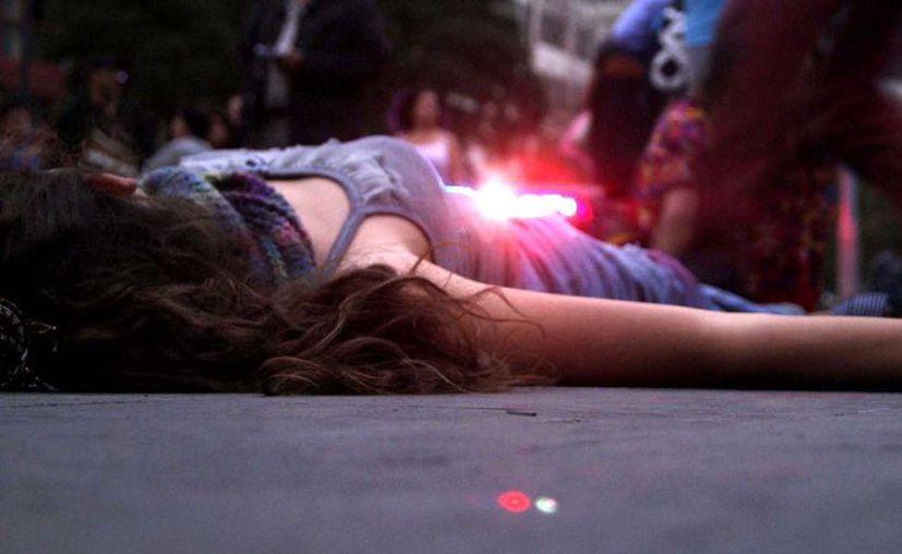 Otro problema es que del número de mujeres asesinadas, son pocos los casos que se acreditan como feminicidio. (López Dóriga Digital)