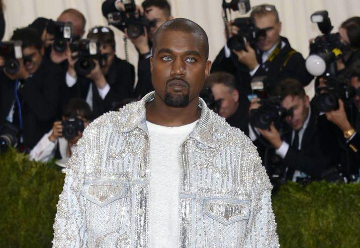 Antes de ser ingresado, Kanye West canceló su serie de conciertos por diferentes ciudades de Estados Unidos.(Evan Agostini/AP)