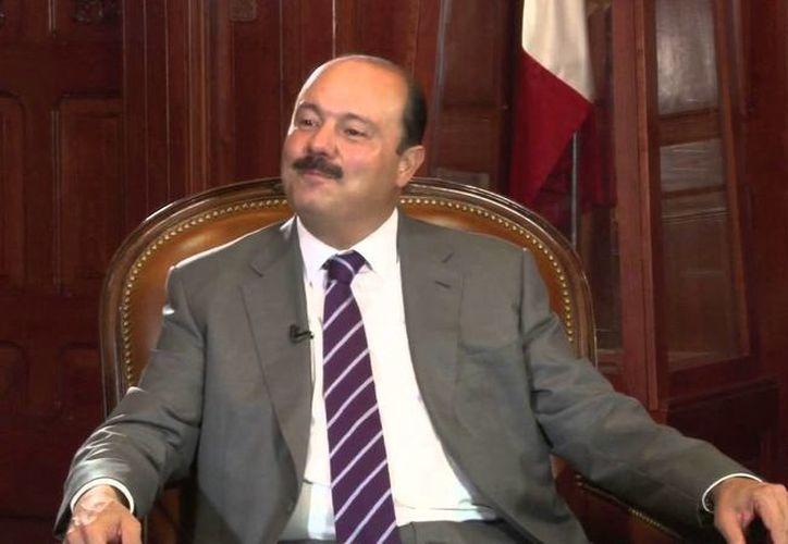 El exgobernador de Chihuahua, César Duarte Jáquez, es investigado por peculado y enriquecimiento ilícito. (Chihuahua Noticias)