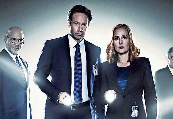 'The X-Files' logró consolidarse como la serie favorita del género de ciencia ficción. (Foto: El Diario)