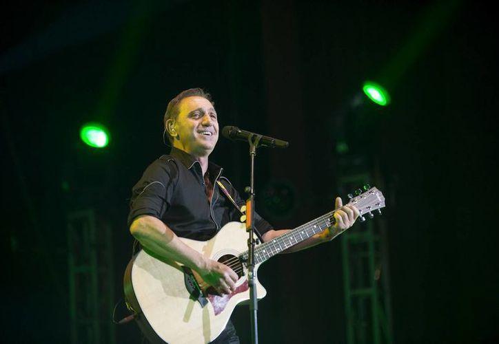 El cantautor se presentará en la Plaza de Toros de Cancún el 26 de septiembre. (Redacción/SIPSE)