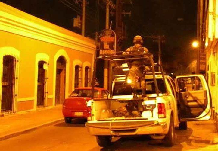 En tan solo cuatro días, el municipio de Nuevo Laredo ha registrado tres enfrentamientos armados. (Excélsior)