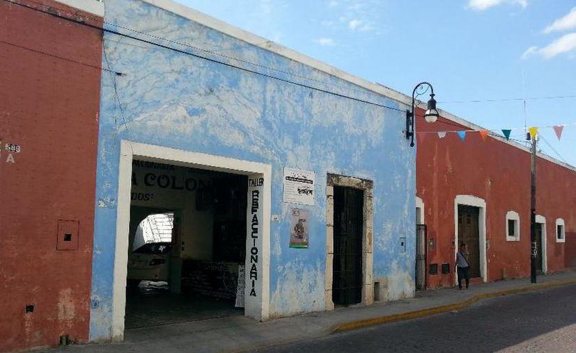 En contados casos se otorgan permisos para estacionamientos en el Centro Histórico. (Foto: contexto Internet)