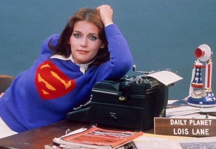 La actriz Margot Kidder interpretó a Lois Lane en la década de los 70.  (Foto: Internet)
