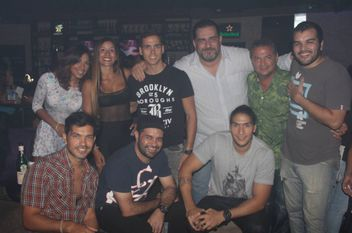 Festejan el cumpleaños de Jorge Bielba