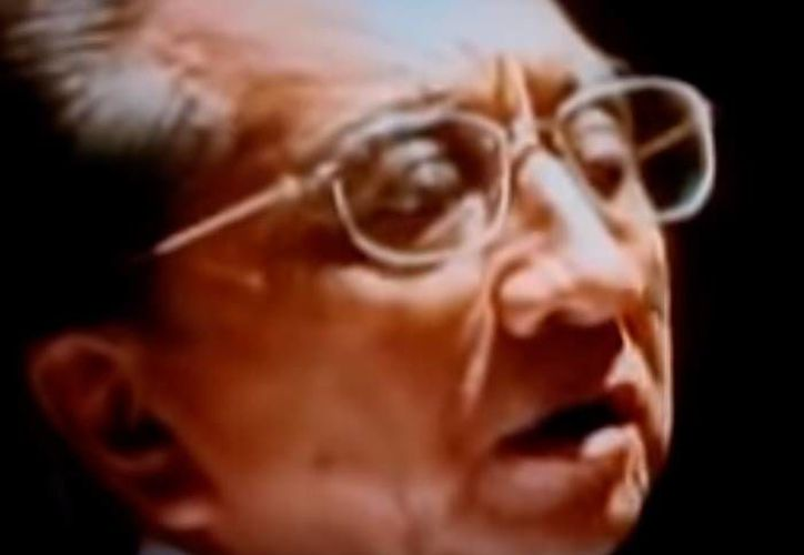 Un decano de la trova yucateca, José Clemente López Espadas, del trío Los Duendes del Mayab, falleció este martes 19 de julio, a los 84 años de edad. (YouTube/mveuazte)