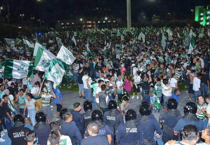 Festejos de la Comarca Lagunera. (Foto: El Siglo de Torreón)