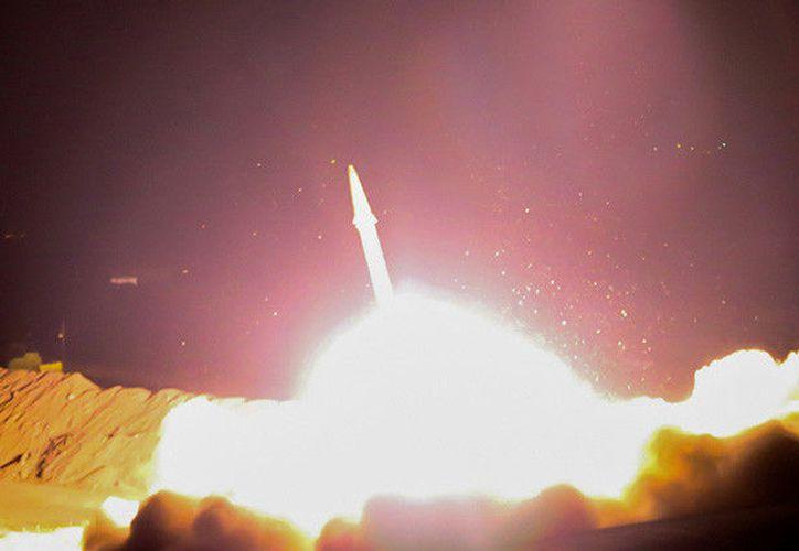 Se trata del primer uso operacional de misiles de medio alcance efectuado por Teherán desde la guerra con Irak, que terminó en 1988. (RT)