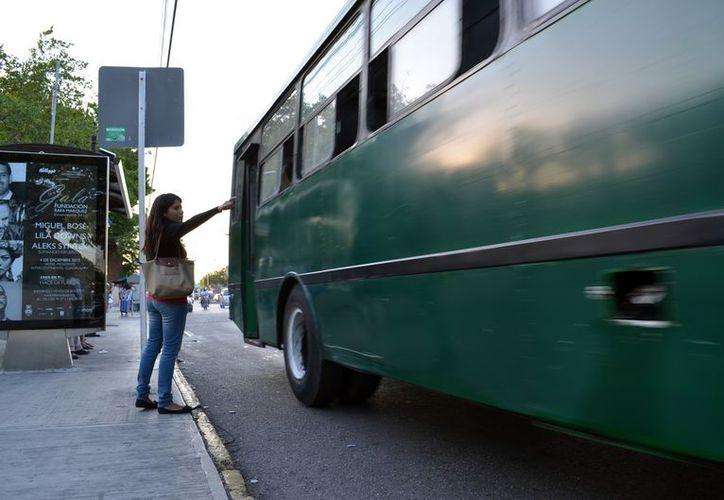 Una de nuestras reporteras abordó autobuses de varias rutas de la ciudad. (Milenio Novedades)