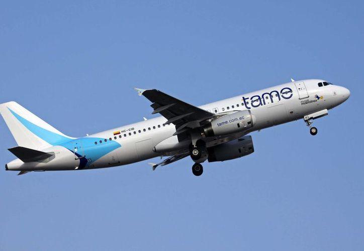 La OVC busca un acercamiento con la aerolínea Tame. (Foto de Contexto/Internet)