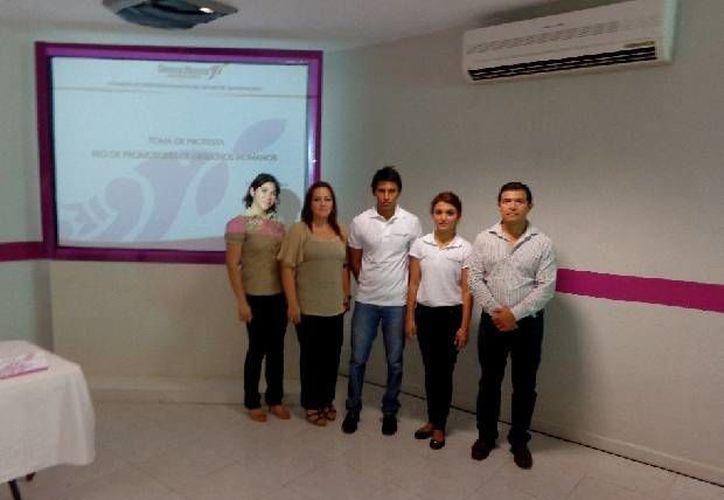 Estudiantes de la licenciatura en Seguridad Pública fueron seleccionados para formar parte de la Red de Promotores. (Cortesía/Uqroo)