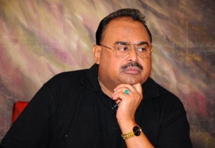 Altaf Hussain lidera el Movimiento Muttahida Qaumi (MQM), uno de los principales partidos políticos de Pakistán. (tribune.com.pk)