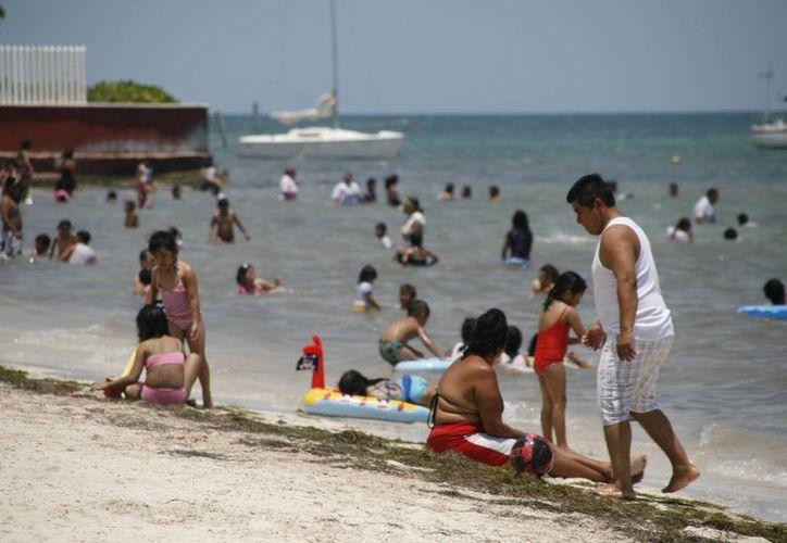 El 2015 será un mejor año en materia de turismo nacional. (Israel Leal/SIPSE)